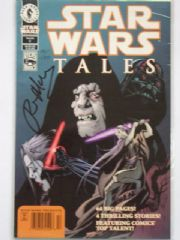 Star Wars Tales #2 Dynamic Forces Signed Ron Marz DF COA Ltd 500 Dark Horse comic book